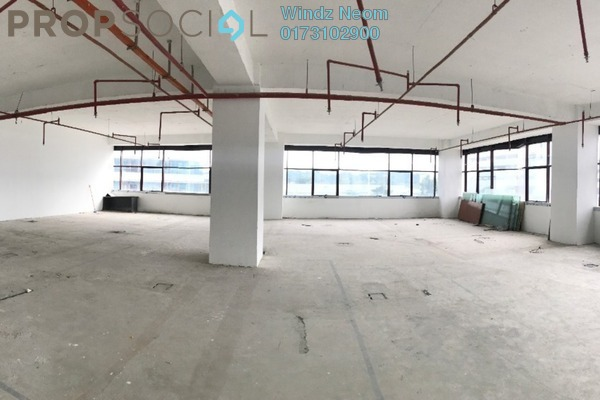 For Rent Office at Plaza Hamodal, Petaling Jaya Freehold Unfurnished 0R/2B 9.64k