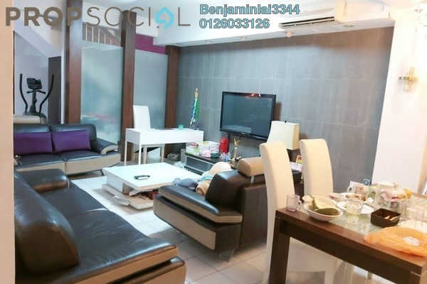 Terrace For Sale in BRP 6, Bukit Rahman Putra Freehold Fully Furnished 3R/2B 650k