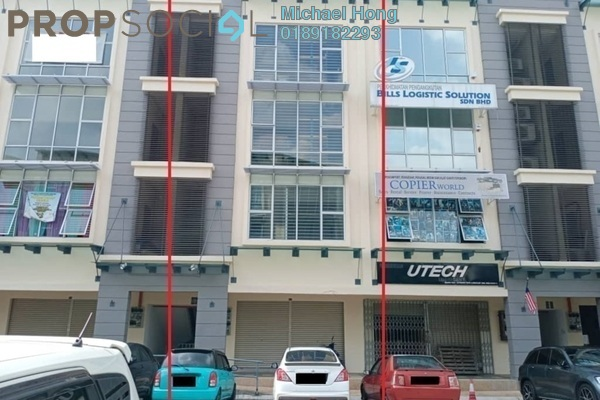Shop For Rent in Seria 88, Setia Alam Freehold Unfurnished 0R/2B 3.5k