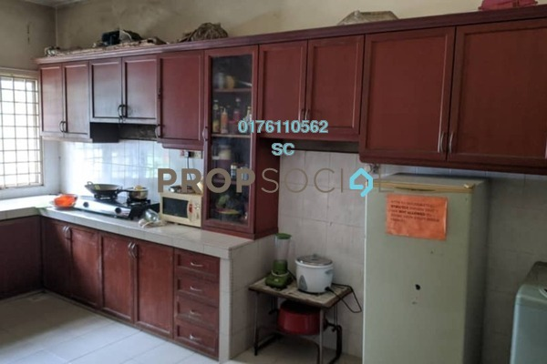 Terrace For Sale in Section 12, Petaling Jaya Freehold Semi Furnished 4R/3B 680k