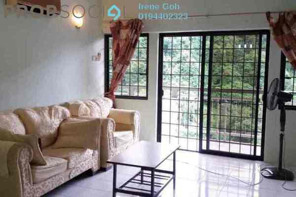 For Rent Condominium at Lakeside Tower, Bukit Jambul Freehold Fully Furnished 3R/2B 1.1k