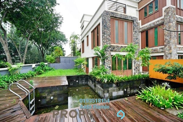 Bungalow For Sale in The Ara, Bangsar Freehold Semi Furnished 5R/6B 5.5m