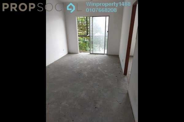 Apartment For Sale in Ruvena Villa Apartment, Puchong Freehold Unfurnished 3R/2B 150k