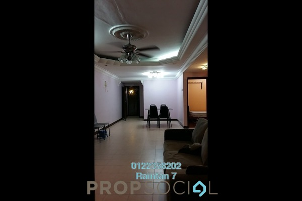 For Rent Condominium at Amadesa, Desa Petaling Freehold Fully Furnished 3R/2B 1.35k