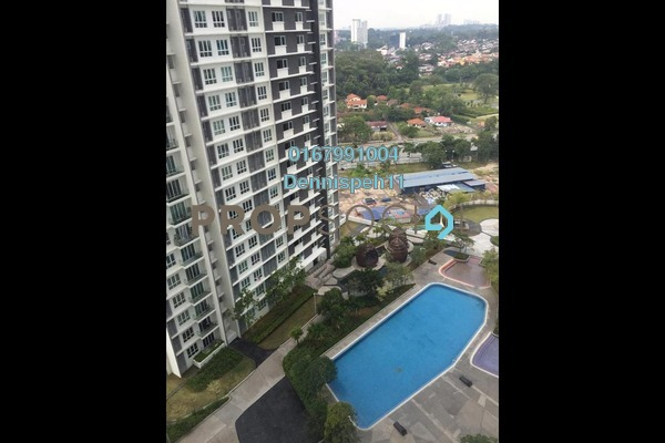 Condominium For Rent in Tropez Residences, Danga Bay Freehold Semi Furnished 2R/1B 700translationmissing:en.pricing.unit
