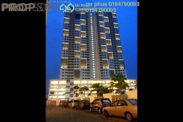 Condominium For Sale in Pinang Laguna, Seberang Jaya Freehold Unfurnished 4R/2B 310k