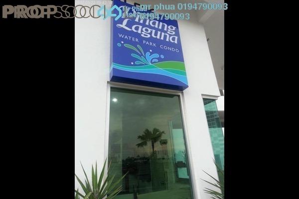 Condominium For Sale in Pinang Laguna, Seberang Jaya Freehold Unfurnished 4R/2B 300k