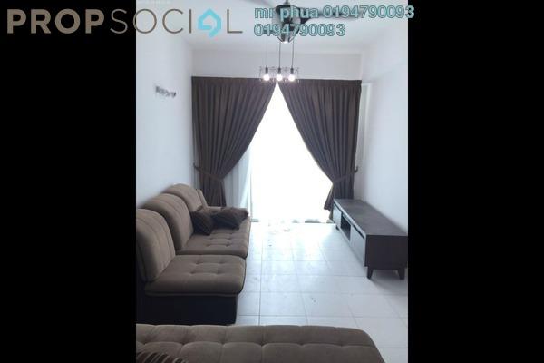 Condominium For Rent in Pinang Laguna, Seberang Jaya Freehold Fully Furnished 4R/2B 1.3k