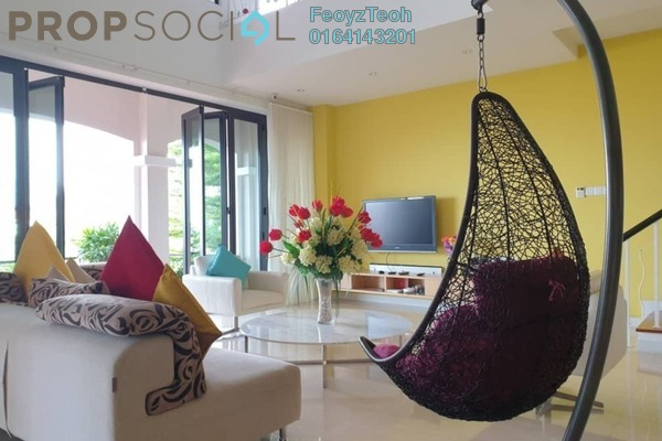 Bungalow For Sale in Moonlight Bay, Batu Ferringhi Freehold Fully Furnished 4R/5B 2.9m