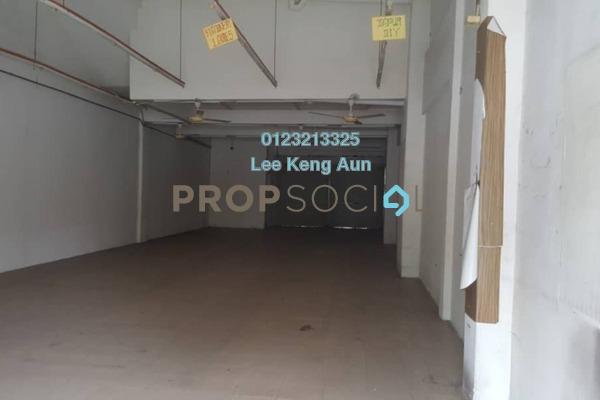 Shop For Rent in Taman Sentosa, Klang Freehold Unfurnished 0R/2B 1.8k