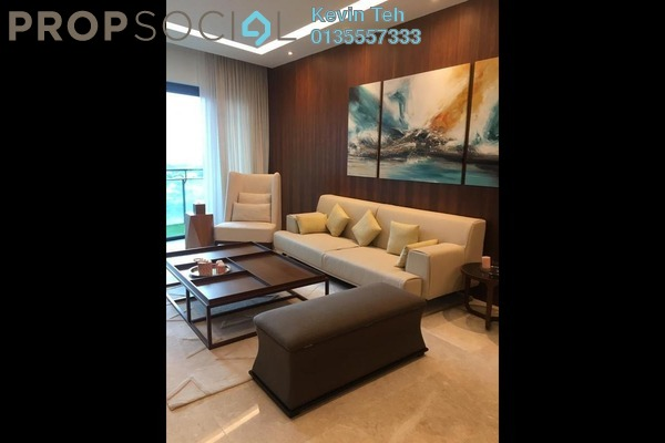 For Rent Condominium at DC Residency, Damansara Heights Freehold Fully Furnished 2R/2B 9k