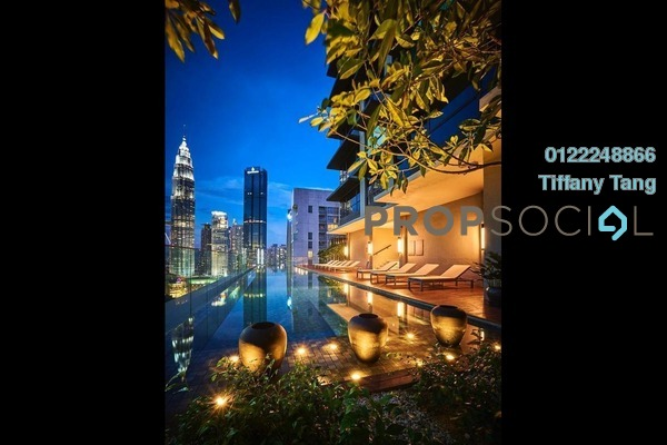 Serviced Residence For Sale in The Ruma, KLCC Freehold Fully Furnished 2R/2B 2.56m