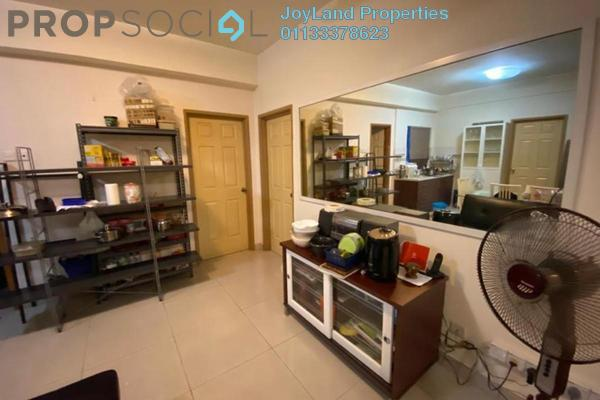 Apartment For Sale in Pelangi Astana, Bandar Utama Leasehold Fully Furnished 3R/2B 450k