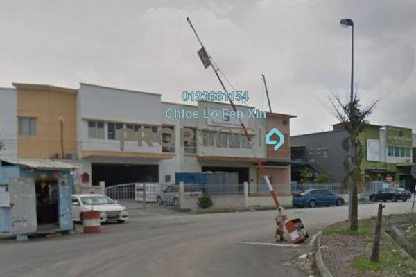 Factory For Sale in Balakong Jaya Industrial Park, Balakong Freehold Unfurnished 0R/4B 5m