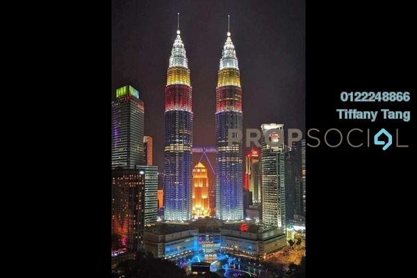 Serviced Residence For Sale in The Ruma, KLCC Freehold Fully Furnished 2R/2B 2.59m