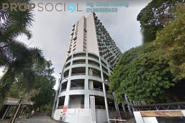 Apartment For Rent in Puncak Erskine, Tanjung Tokong Freehold semi_furnished 3R/1B 600translationmissing:en.pricing.unit