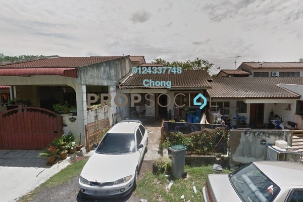 For Sale Terrace at Taman Ayer Keroh Heights, Ayer Keroh Freehold Unfurnished 3R/2B 144k