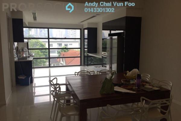 Condominium For Rent in Seri Ampang Hilir, Ampang Hilir Freehold Fully Furnished 4R/4B 7k
