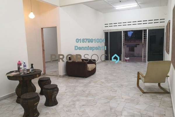 Bungalow For Sale in Taman Daya, Tebrau Freehold Unfurnished 4R/2B 420k