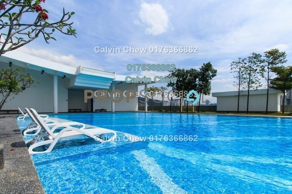 Condominium For Sale in Encorp Strand Residences, Kota Damansara Freehold Unfurnished 1R/1B 295k