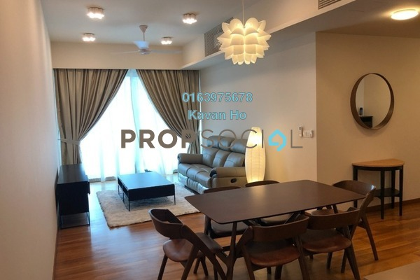 Condominium For Rent in Stonor 3, KLCC Freehold Fully Furnished 3R/3B 7k