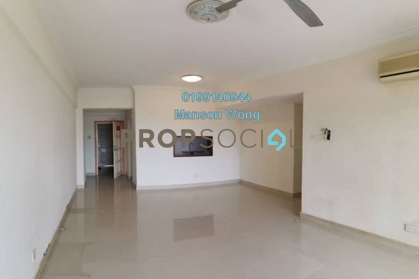Condominium For Rent in Continental Heights, Kuchai Lama Freehold Semi Furnished 4R/3B 1.5k
