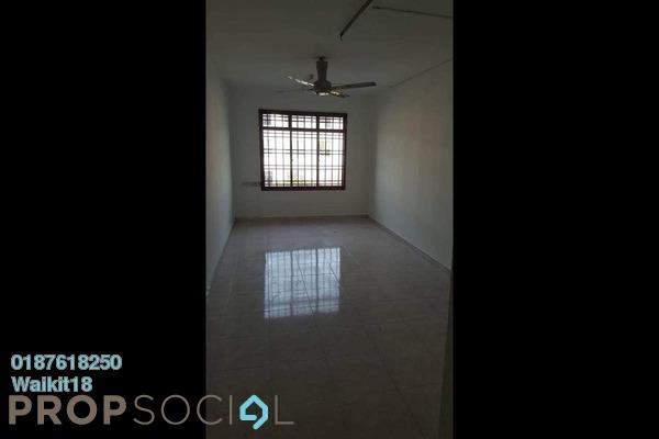 Apartment For Rent in Taman Desa Tebrau, Tebrau Freehold Semi Furnished 3R/2B 750translationmissing:en.pricing.unit