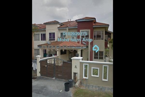 Terrace For Sale in Bandar Tasik Puteri, Rawang Freehold Semi Furnished 4R/3B 525k