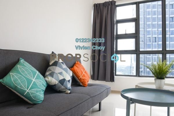 Serviced Residence For Rent in EkoCheras, Cheras Freehold Fully Furnished 1R/1B 2k