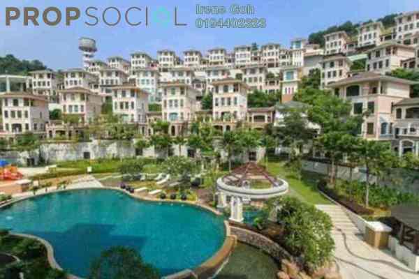 Condominium For Rent in Moonlight Bay, Batu Ferringhi Freehold Fully Furnished 4R/4B 4.5k