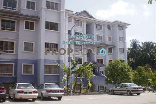 Apartment For Sale in Residensi Warnasari 2, Puncak Alam Freehold Unfurnished 3R/2B 140k
