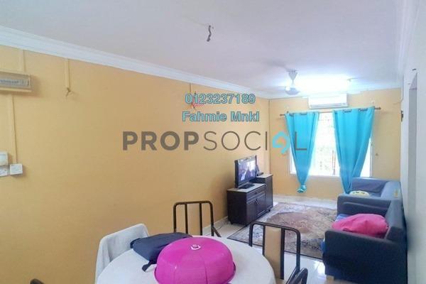 For Sale Apartment at Latan Biru, Kota Damansara Freehold Semi Furnished 3R/2B 275k