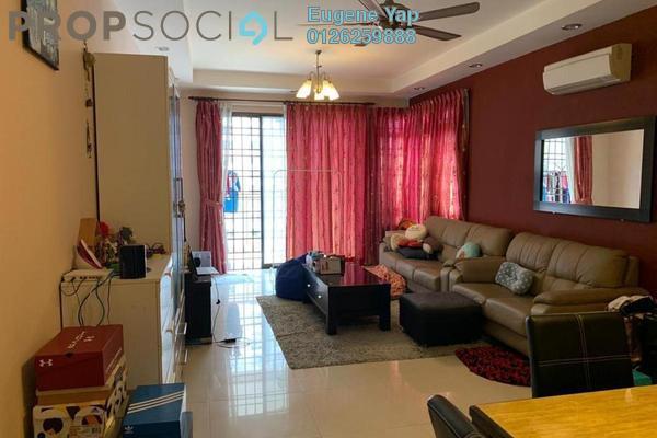 Condominium For Sale in Sri Putramas II, Dutamas Freehold Semi Furnished 3R/2B 495k