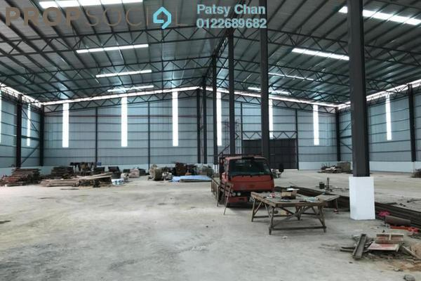 Factory For Sale in Rantau Panjang, Klang Freehold Unfurnished 0R/0B 9.8m