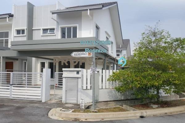 Terrace For Rent in Laman Kenanga, Nilai Impian Freehold Unfurnished 4R/5B 1.5k