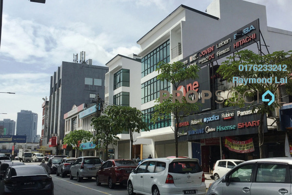 Shop For Sale in Taman Midah, Cheras Freehold Unfurnished 0R/8B 7.5m