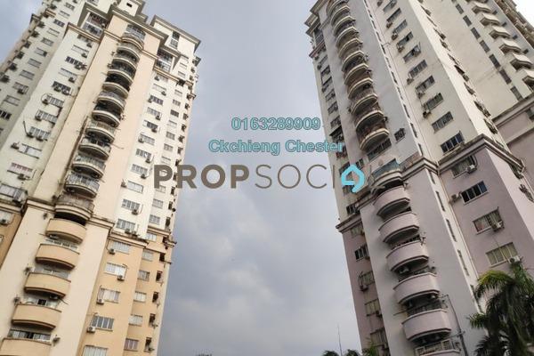 For Sale Condominium at Ridzuan Condominium, Bandar Sunway Freehold Semi Furnished 2R/2B 280k