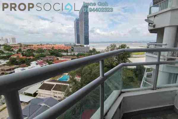 For Rent Condominium at Marina Bay, Tanjung Tokong Freehold Fully Furnished 3R/2B 1.9k