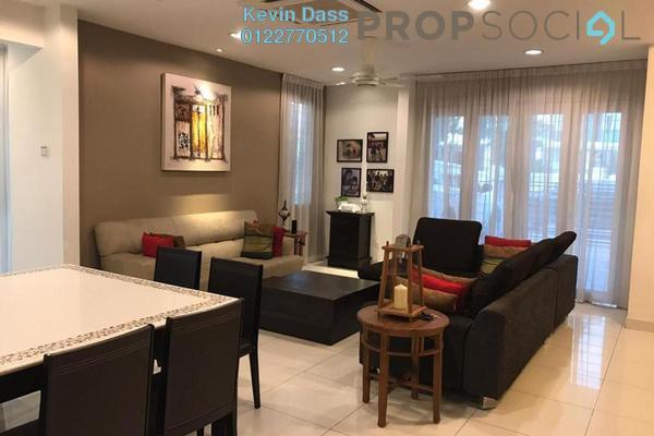 Terrace For Sale in USJ Heights, UEP Subang Jaya Freehold Semi Furnished 5R/6B 2.8m