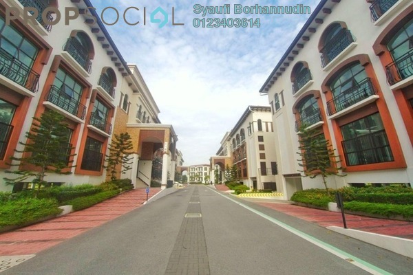 Villa For Sale in Isle of Kamares @ Setia Eco Glades, Cyberjaya Freehold Fully Furnished 3R/2B 989k