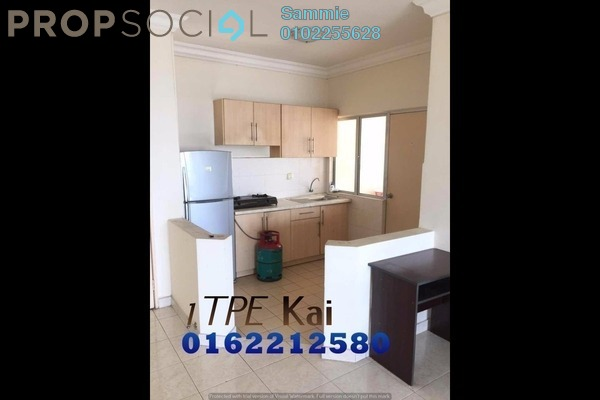 For Rent Condominium at Koi Tropika, Puchong Leasehold Fully Furnished 3R/2B 1.5k