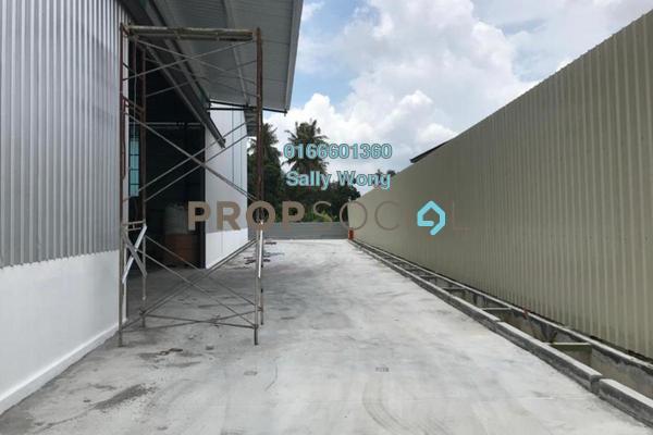 For Sale Factory at Kampung Telok Gong , Port Klang Freehold Unfurnished 0R/0B 17.8m