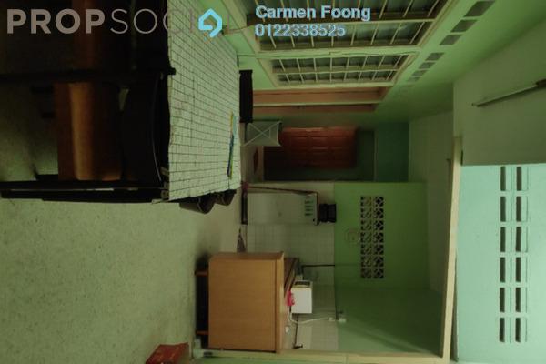 For Rent Condominium at Taman Midah, Cheras Freehold Semi Furnished 4R/2B 1.7k