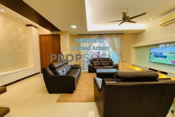 For Sale Superlink at Sering Ukay, Ukay Freehold Semi Furnished 6R/5B 1.25m