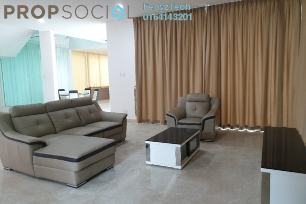 Bungalow For Sale in Legenda @ Southbay, Batu Maung Freehold Semi Furnished 7R/8B 4.5m