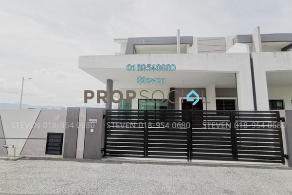 Semi-Detached For Sale in Bandar Seri Botani, Ipoh Freehold Unfurnished 4R/4B 820k