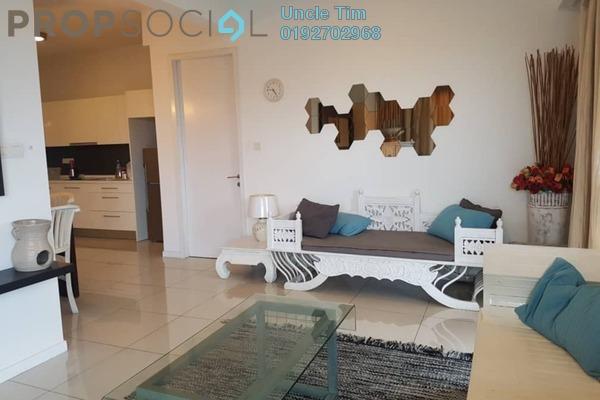 Condominium For Sale in Cascades, Kota Damansara Freehold Fully Furnished 2R/2B 710k