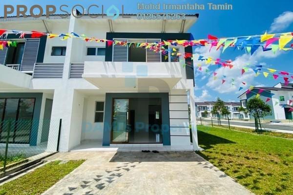 Terrace For Sale in Rafflesia @ Bernam Jaya, Kerling Leasehold Unfurnished 4R/3B 344k