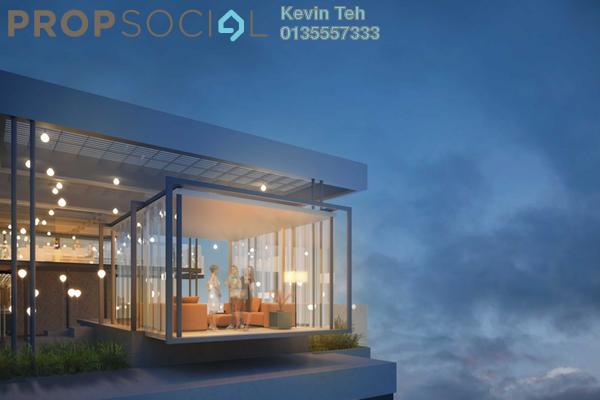 Condominium For Sale in TWY Mont Kiara, Mont Kiara Freehold Semi Furnished 2R/1B 850k