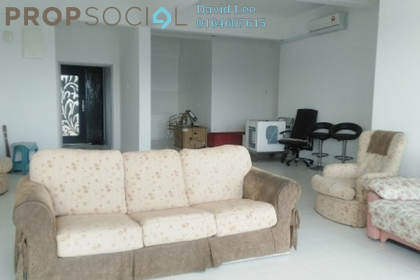Condominium For Sale in The Golden Triangle, Relau Freehold Semi Furnished 5R/4B 730k